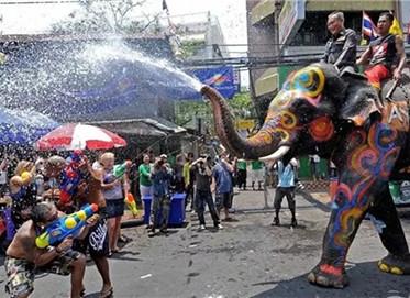 相约泰国泼水节04.09-16老挝.泰国落地自驾游召集