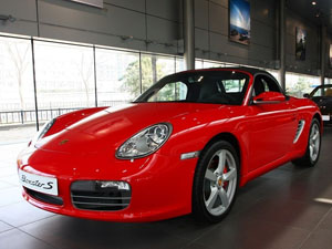 Boxster 2013款 Boxster 2.7
