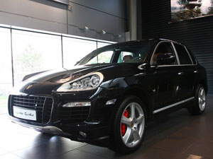 卡宴 2011款 Cayenne Turbo